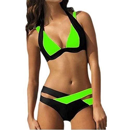 N-A Bikini Top Frankies Bikini Swim Suite Damen Badeanzüge Cupshe