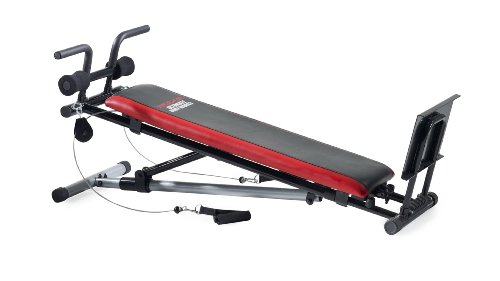 Product Image 20: Weider Ultimate Body Works Black/Red, Standard