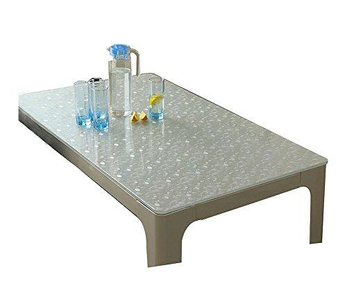 Blancho Upscale Transparent Weiche Table Mat Tischset Durable Schreibunterlage,40 * 60cm