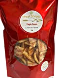HEALTHY ALTERNATIVE: With only 15 grams of carbs per serving, these healthy, crunchy Maple Bacon-flavored wheat chips fit every lifestyle. Whether you're looking for a healthy snack for adults, or a better-for-you snack for kids, Diva Stuff has got y...