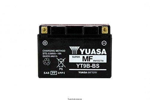 BATTERIA YUASA YAMAHA MT-03 660 2006-2013 (YT9B-BS)