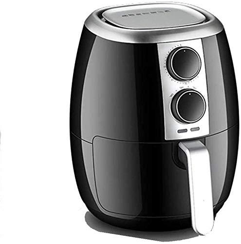 LY88 Keuken Huishoudelijke luchtfriteuse Intelligente rookvrije frietmachine Grote capaciteit 3,5 liter 1400 Watt elektrische friteuse voor braden braden bakken