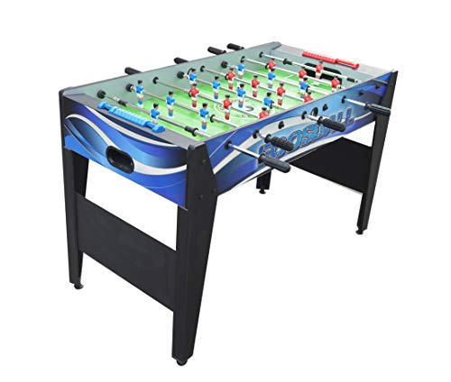 Hathaway Allure 48-in Foosball Table, Blue, 48.5