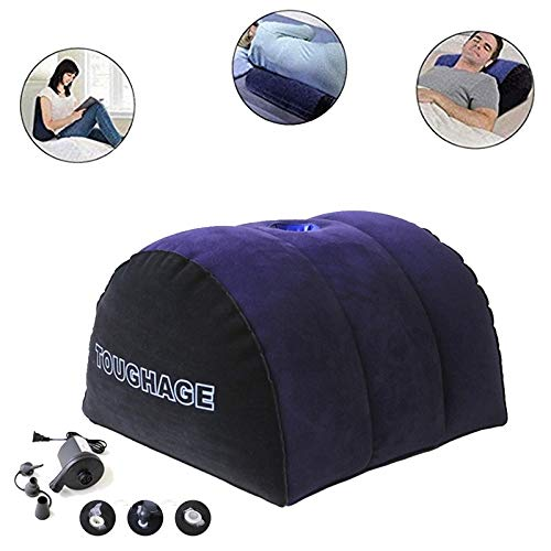 Best Buy! Teetown Inflatable Multi-function Magic Pillow