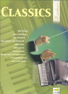 CLASSICS - arrangiert für Akkordeon [Noten / Sheetmusic] aus der Reihe: HOLZSCHUH EXCLUSIV