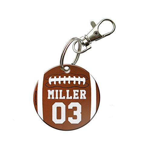 Top football keychain for 2020
