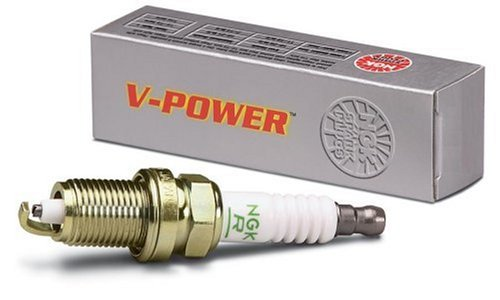 NGK (6987) ZFR6F-11G V-Power Spark Plug, Pack of 1