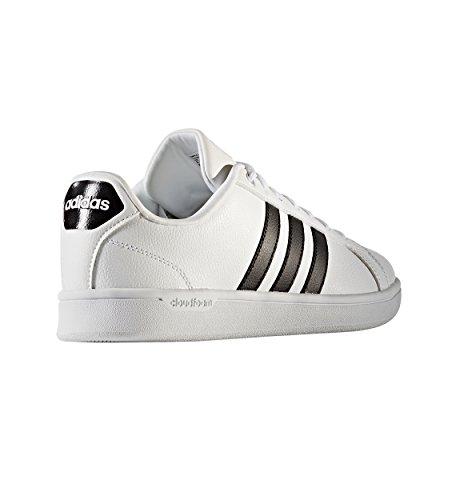 adidas Chaussures De Sport A La Mode Couleur Blanc White/Black/White Taille 45 E