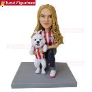 Numéro 1 de La Figurine Personnalisée 100% fait main – Figurine Personnalisée.com