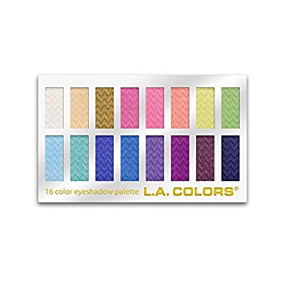 L.A. Colors 16 Color