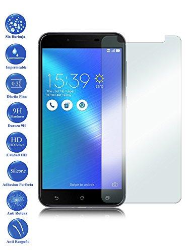 Todotumovil Protector de Pantalla ASUS Zenfone 3 MAX 5.2 ZC520TL de Cristal...