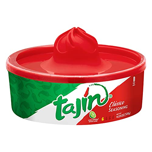 Tajín Clásico Seasoning Rimmer 4.23 oz
