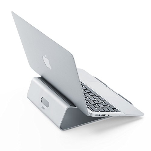サンワダイレクト ノートパソコンスタンド 11~15.6インチ アルミ PCスタンド iPad/タブレット 対応 200-ST...