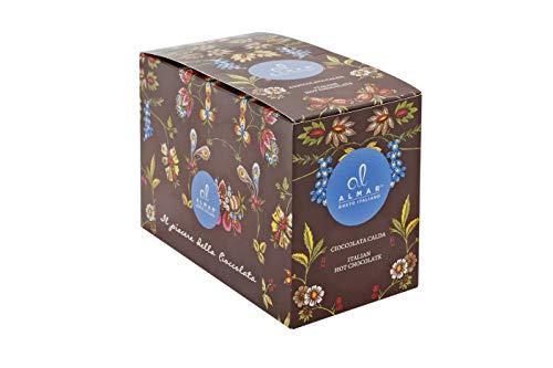 Almar Cioccolata Calda Cortina monoporzione 25x30g - gusto COCCO