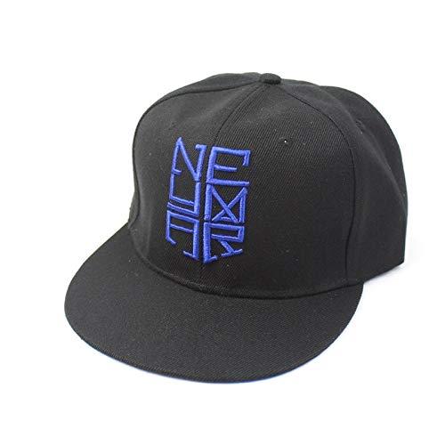 Gorra de béisbol Neymar NJR Sombrero para Hombres Mujeres Europa Casual Hip Hop Gorras Sol Sombreros