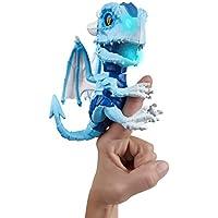 Wowwee- Venom Mascota Interactiva, Color Azul/Blanco, Talla Única (3862)