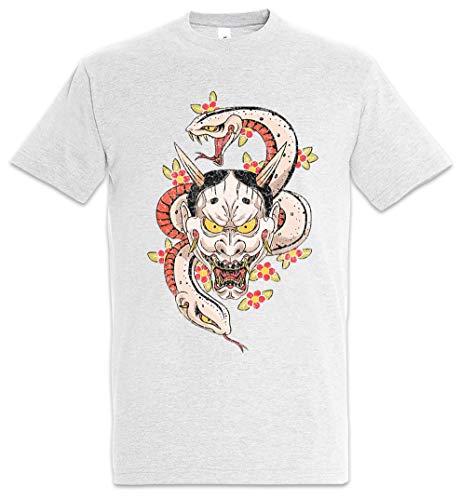 Urban Backwoods Oni Tattoo Hombre T-Shirt