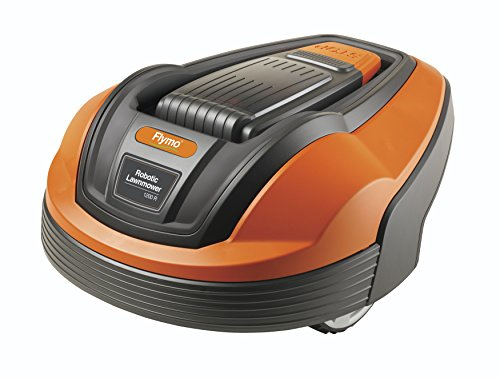 Flymo 1200 R Lithium-Ion Robotic Lawnmower Up to 400 sq m, 18 V