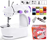 Vivir Sewing Machine for Home Use with Focus Light, Foot Pedal and Sewing