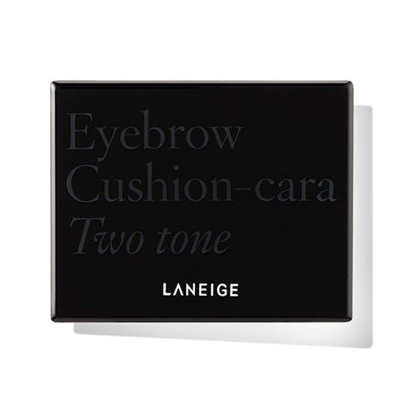 所有者支払い畝間[New] LANEIGE Eyebrow Cushion-cara 6g/ラネージュ アイブロウ クッション カラ 6g (#2 Two Tone Brown) [並行輸入品]