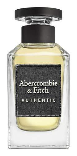 Authentic Man Abercrombie & Fitch Perfume Masculino - Eau De Toilette 100ml