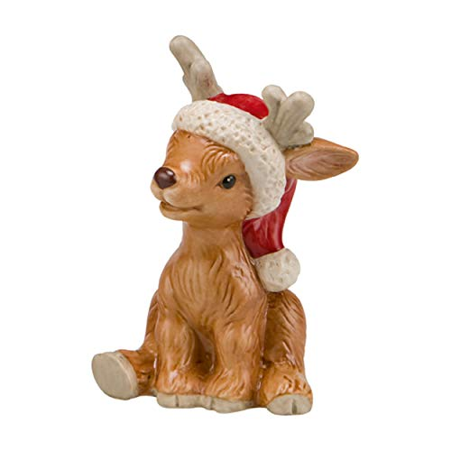Goebel Weihnachten Rentier Jamie Weihnachtsmann