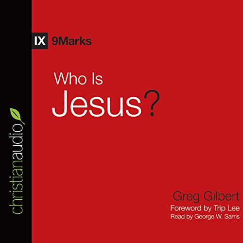 Who Is Jesus? audiobook cover art