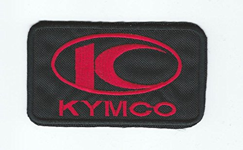 MAREL Parche Kymco Moto Corse Scooter Logo cm 6,5 x 5 parche bordado réplica 1242