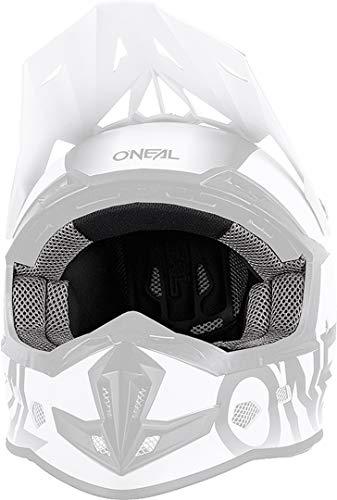 O'NEAL   Recambios para Cascos de Motocross   Motocicletas de Enduro   Forros y Almohadillas para Cascos 5SRS   Forros y Almohadillas para Cascos 5SRS   Negro Gris   Talla XL
