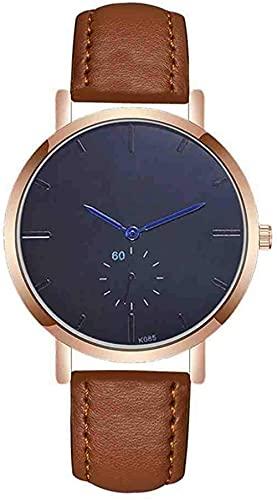 JZDH Mano Reloj Reloj de Pulsera Reloj de Pulsera Relojes Hombre Reloj de Pulsera Masculino Reloj de Cuarzo Hodinky Reloj de Cuarzo Relogios MasculinoOffeee Relojes Decorativos Casuales