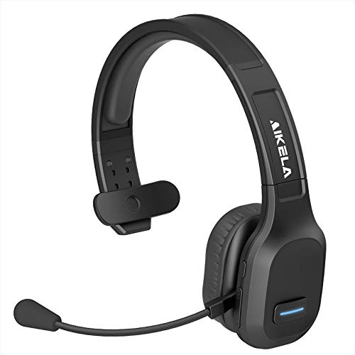 AIKELA Bluetooth Headset, Wireless Headset with Mute Microphone, 30hrs...