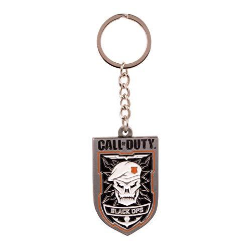 Call of Duty: Black Ops IV Schlüsselanhänger Skull