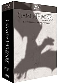 Game of Thrones (Le Trône de Fer) - Saison 3 - Blu-ray - HBO (B00GS0X9UO) | Amazon price tracker / tracking, Amazon price history charts, Amazon price watches, Amazon price drop alerts