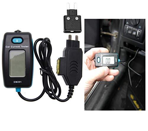 BGS 63520 | Digitales Amperemeter für Sicherungskontakt