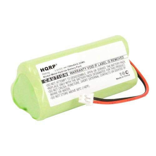 HQRP Batteria per BANG & OLUFSEN BeoCom 2 Telefono cordless 2 linee 3HR-AAAU-2 Beo-Com + HQRP Sottobicchiere