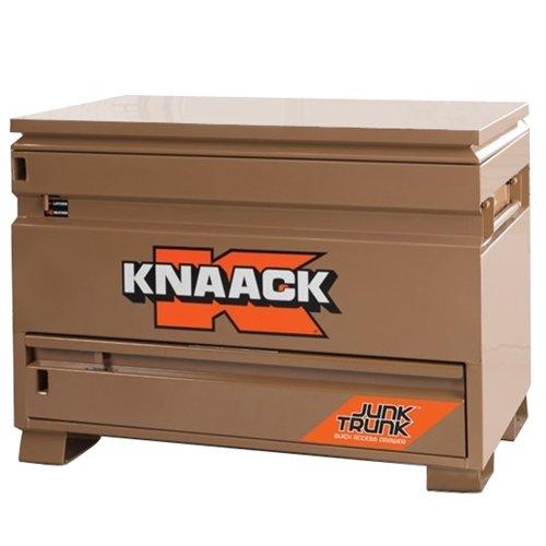 knaack 4830-dkna jobsite chest tool box