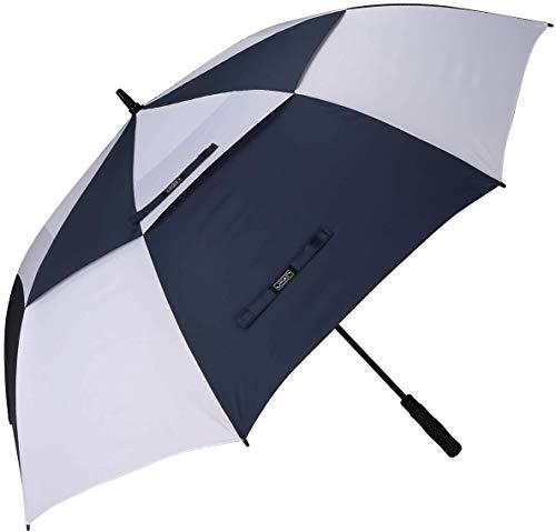 G4Free Parapluie de Golf 68 Inch Tres Robuste Toile Aere...