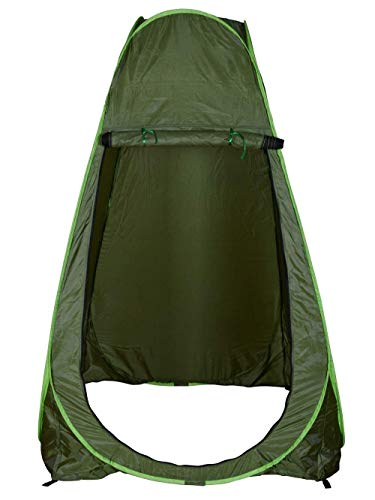 Lcxligang Pop Up Tent Outdoor Camping Toilet Dressing Shower Changing Tent & Toilet Privacy Room For Camping Beach, Caravan Picnic