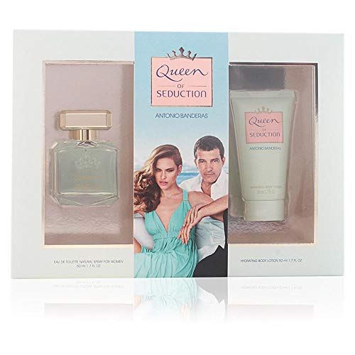 ANTONIO BANDERAS Queen of Seduction Deodorant for Women