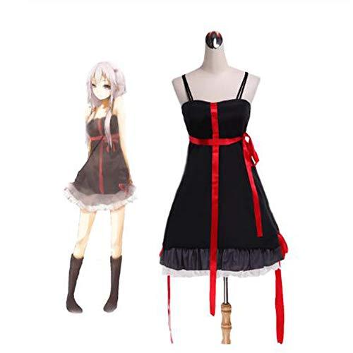 Sunkee Guilty Crown Cosplay Yuzuriha Inori Kleid, Größe S ( Alle Größe Sind Wie Beschreibung Gesagt, überprüfen Sie Bitte Die Größentabelle Vor Der Bestellung )