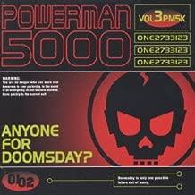 Anyone for Doomsday? 1 Bonus Track
