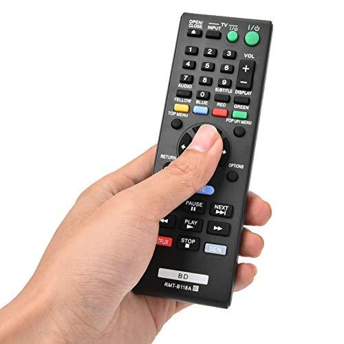 Socobeta Smart Blu-ray Player ersetzen Smart Universal Control Blu-ray Player für Blu-ray Player BDP185C BDPBX18 BDPBX3100 BDPS185