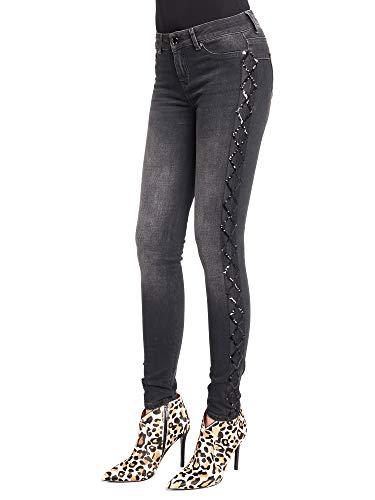 Denny Rose 921ND26011 Jeans Donna Nero 26
