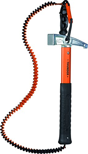 Climbing Technology Thunder Hammer Kit, Martello Unisex-Adulto, Arancione, Unica