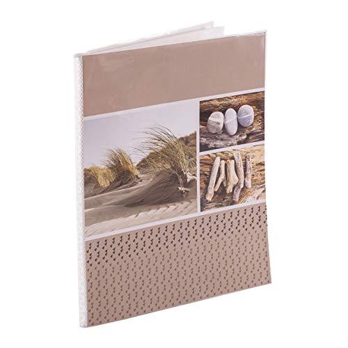 ceanothe 721673Evasion Fotoalbum mit Hüllen 24Blick Mehrfarbig 11,5x 15cm