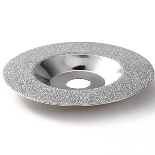 Disco De Molienda 100mm Diamante Corte De Diamante Discos Rueda Cortador De Vidrio Roca Lapidario Lapla De Sierra Herramientas Abrasivas Rotativas (Color : A)