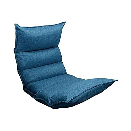 LRX Respaldo Playa Sillas Plegables Silla Plegable Sofá Cama tumbonas Tumbona reclinable césped del jardín Patio de Primavera (Color : B)