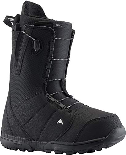 Burton Moto Snowboard Boots Mens Sz 10 Black