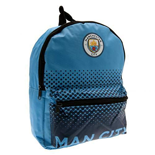 Manchester City F.C. Junior Backpack Official Merchandise