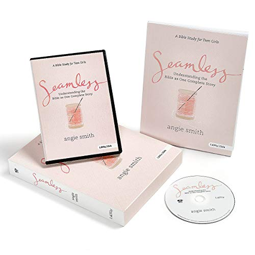Seamless: Student Edition (DVD Leader Kit) A Bible study for teen girls